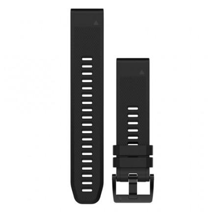 Correa Quickfit™ Garmin Fenix 5 de 22mm negra