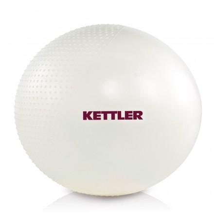 Fitball Kettler 65cm gris Profesional