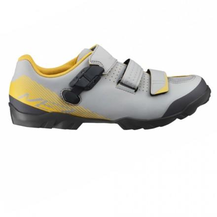Zapatillas Ciclismo Indoor Shimano ME300 Amarilla