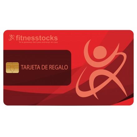 Tarjeta Regalo Fitnesstocks