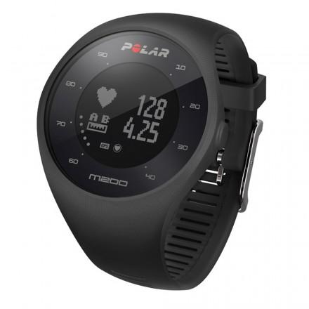 Pulsómetro Polar M200 GPS negro 2