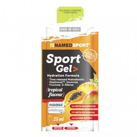 Caja Namedsport Gel Hidration Formula 15U