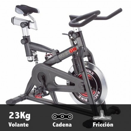 Bicicleta ciclismo indoor Vixxon SX23 PRO Pack