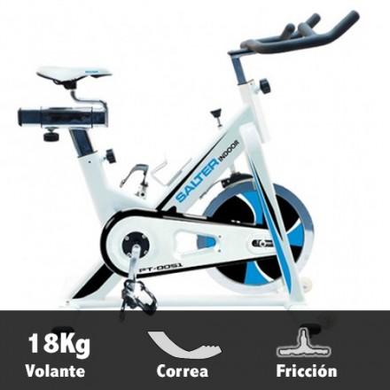 Bicicleta ciclismo indoor Salter Everest Características