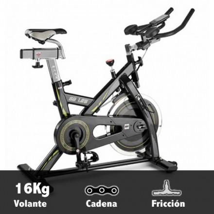 Bicicleta ciclismo indoor BH SB1.25 Caracterisitcas
