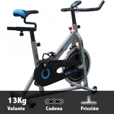 Bicicleta ciclismo indoor Fytter Rider RI-00B Características