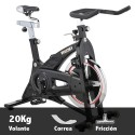 Bicicleta ciclismo indoor DKN Spinbike Racer Pro