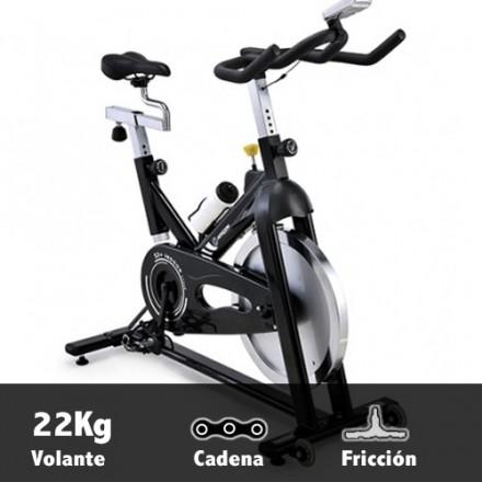 Bicicleta ciclismo indoor Horizon S3 Plus Características
