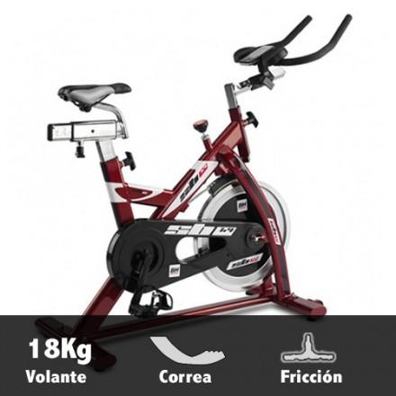 Bicicleta ciclismo indoor BH SB1.4 Características
