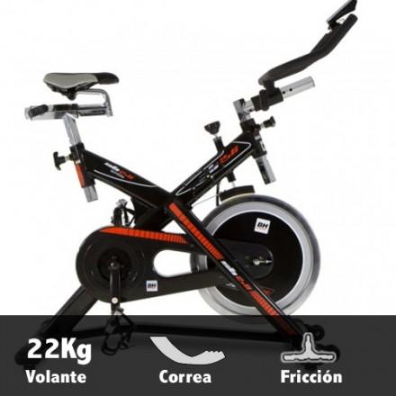 Bicicleta ciclismo indoor BH SB2.6 Características