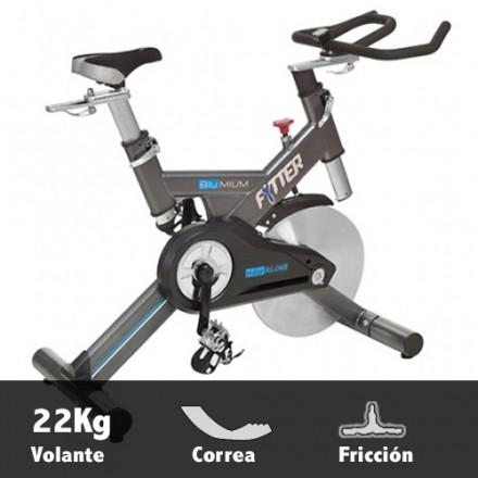 Bicicleta ciclismo indoor Fytter Rider RI-08B Características