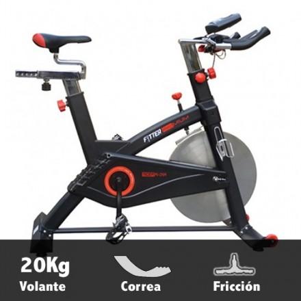 Bicicleta ciclismo indoor Fytter Rider RI-05R características
