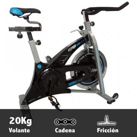 Bicicleta ciclismo indoor Fytter Rider RI-06B caracteristicas