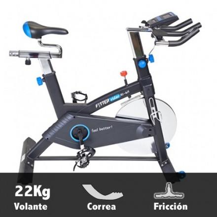 Bicicleta ciclismo indoor Fytter Rider RI-6X Características