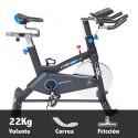 Bicicleta ciclismo indoor Fytter Rider RI-6X
