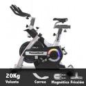 Bicicleta ciclismo indoor BH Spada 2