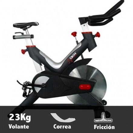 Bicicleta ciclismo indoor DKN X-Revolution características
