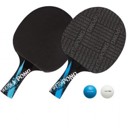 Raquetas de Ping Pong Kettler Sketchpong Set