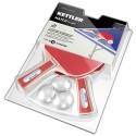Set de Raquetas Ping Pong Kettler Match