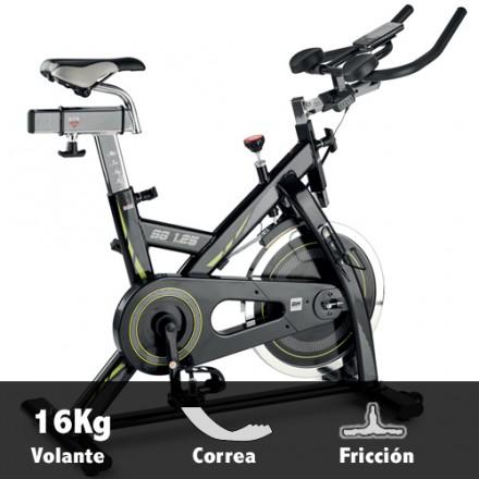 Bicicleta Spinning BH SB1.3 Consola