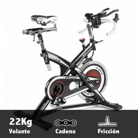 Bicicleta ciclismo indoor BH SB2.8 Aero
