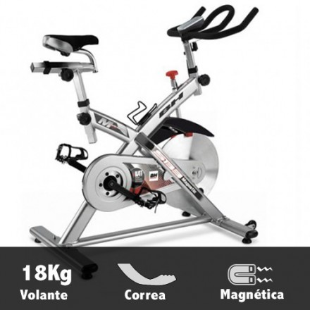 Bicicleta ciclismo indoor BH SB3 Magnetic