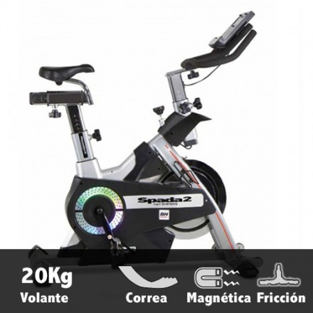 Bicicleta ciclismo indoor BH i.Spada II principal