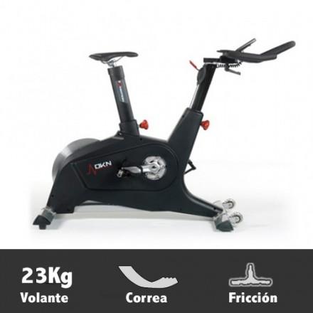 Bicicleta ciclismo indoor DKN X-Motion Características