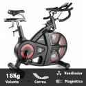 Bicicleta ciclismo indoor BH i.Air Mag