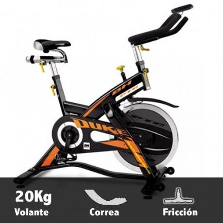 Bicicleta ciclismo indoor BH Duke Electronic Características
