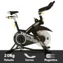 Bicicleta ciclismo indoor BH Duke Magnetic