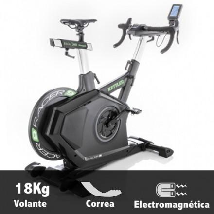 Bicicleta ciclismo indoor Kettler Racer 9 Características