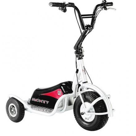 Triciclo Electrico Monty DPIE Negro