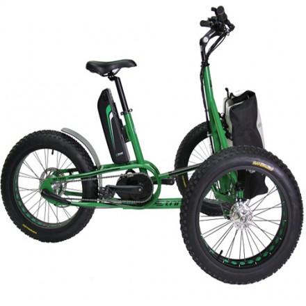 Triciclo Eléctrico Etnnic Fat Trike