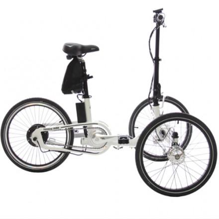Triciclo Eléctrico Etnnic Plegable Trike