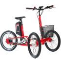 Triciclo Eléctrico Etnnic City