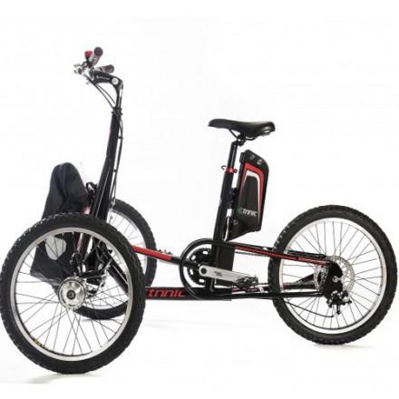 Triciclo Eléctrico Etnnic City Adventure