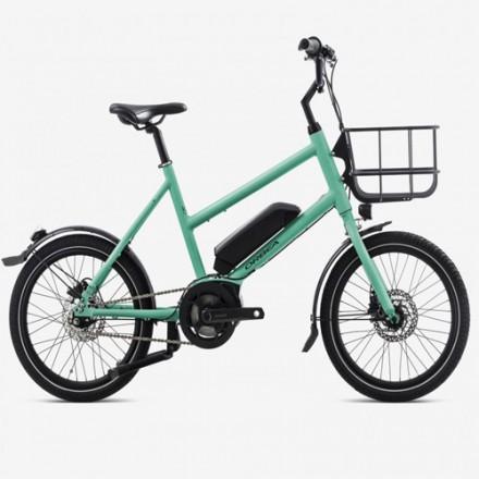 Bici Eléctrica Orbea Katu E 30 Verde Menta