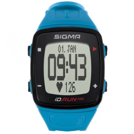 Sigma iD. Run HR GPS Azul