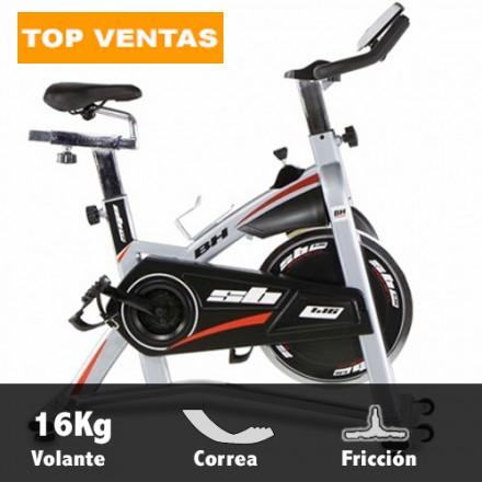 Bicicleta ciclismo indoor más vendida BH SB1.16 principal1