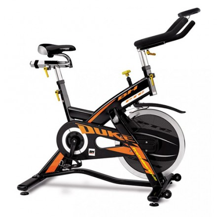 Bicicleta ciclismo indoor BH Duke Electronic principal