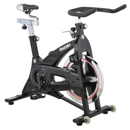 Bicicleta ciclismo indoor DKN Spinbike Racer Pro principal