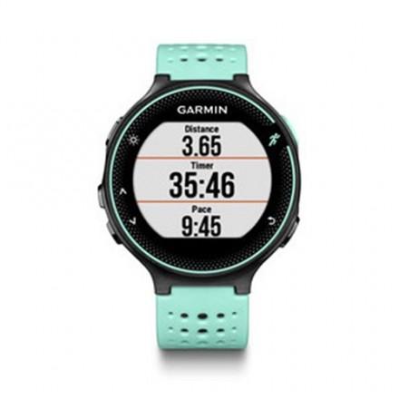 GPS Reloj/Pulsómetro Garmin FR235 Negro/Azul principal