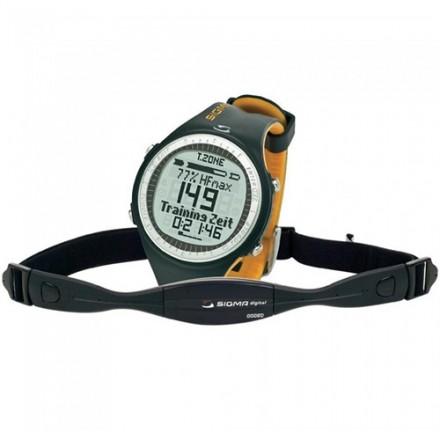 Pulsómetro Sigma Sport PC-25.10 Codificado Naranja