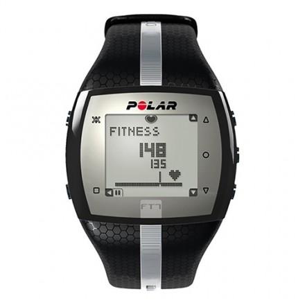 Pulsómetro Polar FT7 Negro/Plata 2016 principal