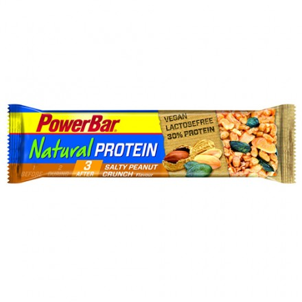PowerBar Natural Proteina Cacahuete