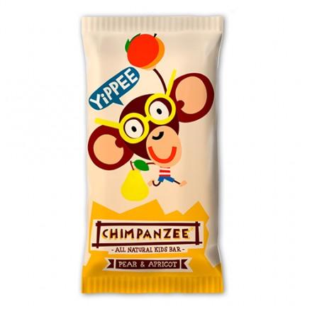 Barrita Chimpanzee Kids 35GR Pera-Albaricoque