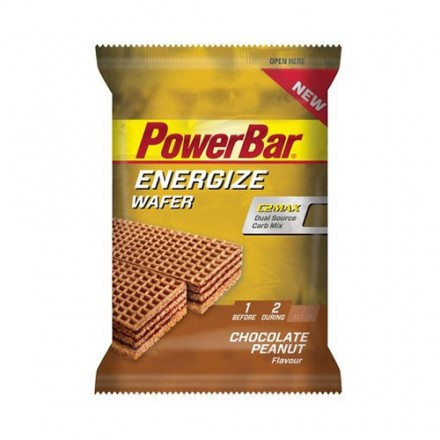 Powerbar Energize Wafer Chocolate