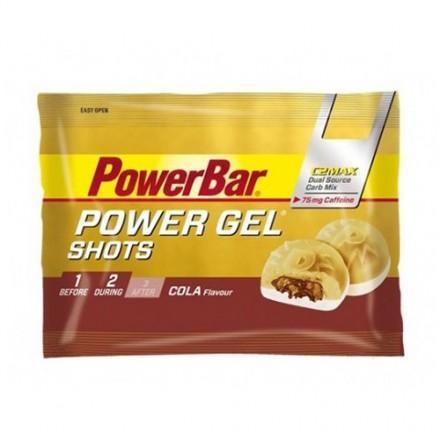 PowerBar PowerGel Shots Cola