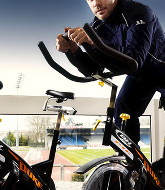 Beneficios practicar ciclismo indoor